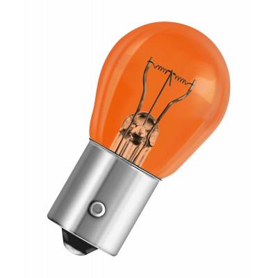 Лампа поворотов смещенный цоколь PY21W 12v NARVA