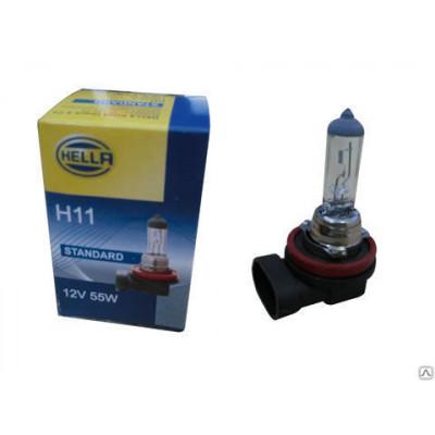 Лампа H11 Hella
