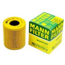 Фильтр масляный  Evoque 3,0 Mann